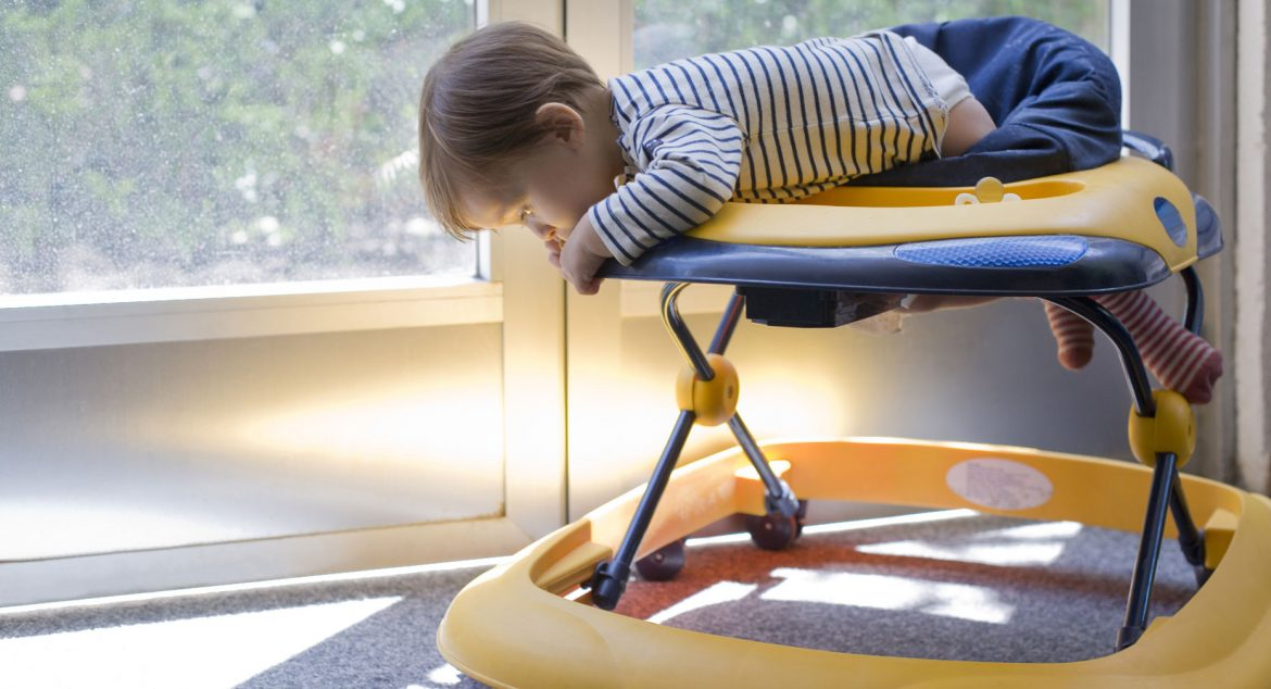 Safety Tips For Baby Walkers